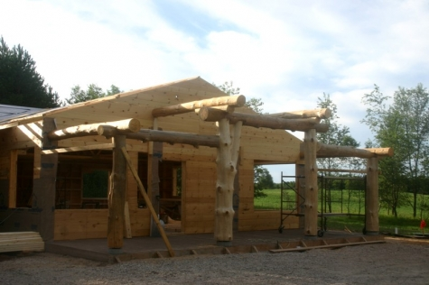 Benjamin Timber Framing