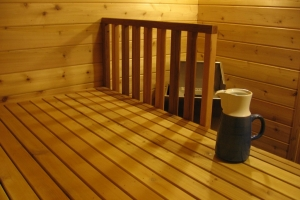 Local Area Sauna