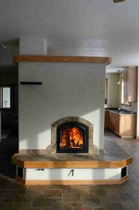 Rauk Masonry Heater