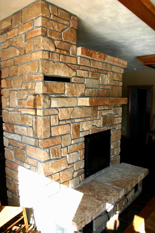 Combination oven and pizza gas wood hearth