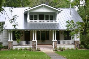 J. Shoup Porch Renovation, 2004