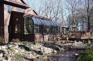 Sunroom/Greenhouse Addition