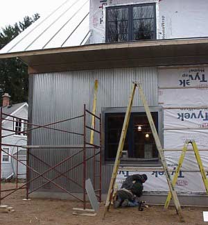 Exterior Finishes Gimme Shelter Construction