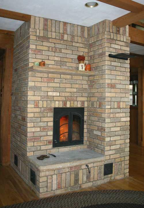 Masonry Heater Portfolio Gimme Shelter Construction