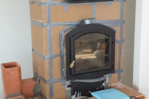 Masonry Heater Core