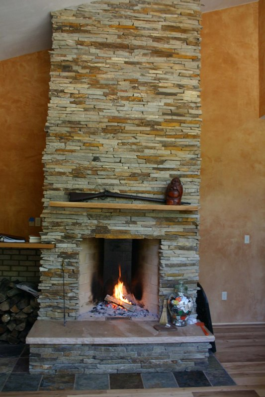 Rumford Fireplaces | Gimme Shelter Construction