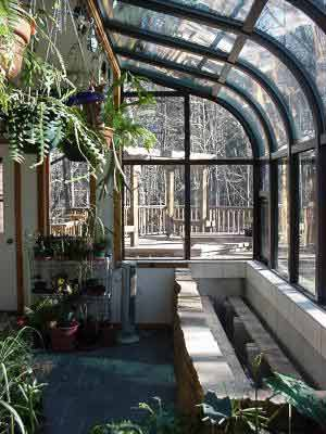 Griswold Powell Sunroom Greenhouse Gimme Shelter